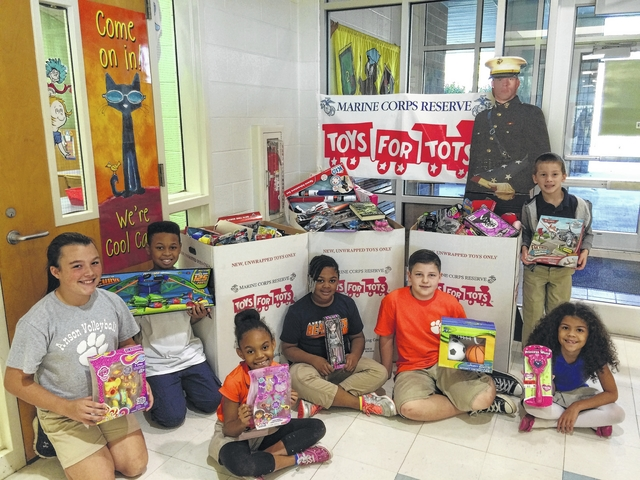 Toys For Tots Sign Up Application Form : Anson record peachland polkton pitches in to help toys